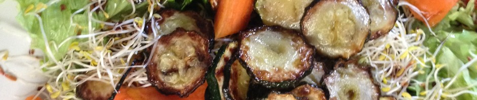 Robinson veg lunch