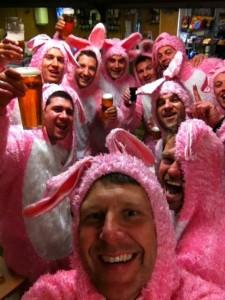 The Bunnies - Lucy Robinson Blog