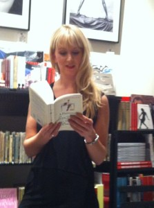 Lucy Robinson, A Passionate Love Affair with a Total Stranger launch